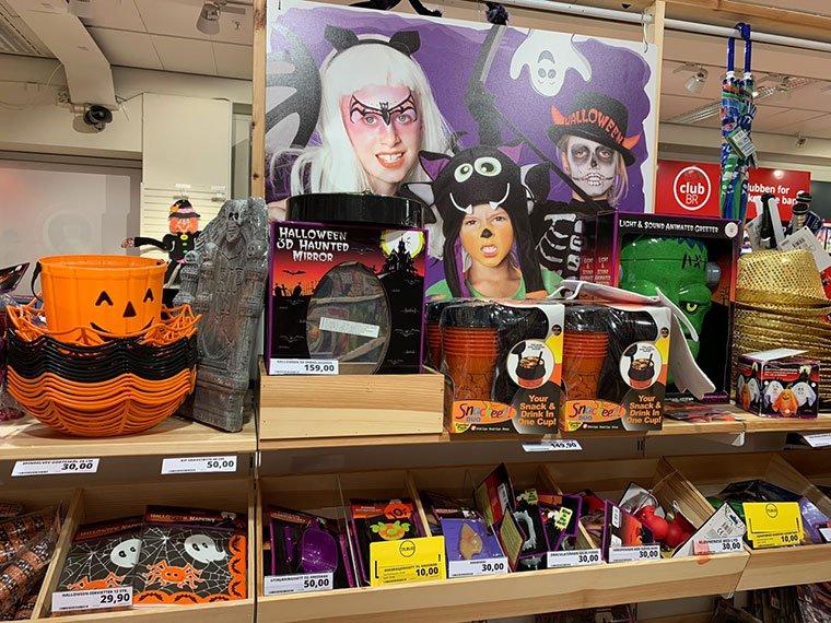 عيد الهالوين: ما هو و كيف بدأ في النرويج halloween goods norway