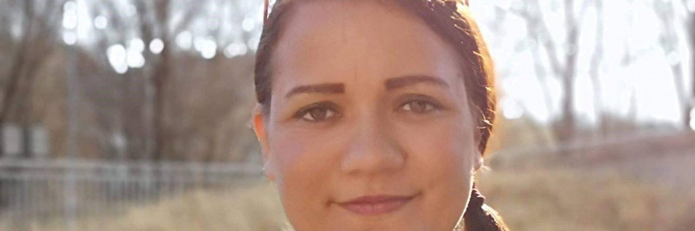 """لقاء مع جوليا شيرازي """"منظمة حملة دعم الشاب مصطفى"""" 131642152 476075590042986 4644576353100813898 n 3 1500x500"""