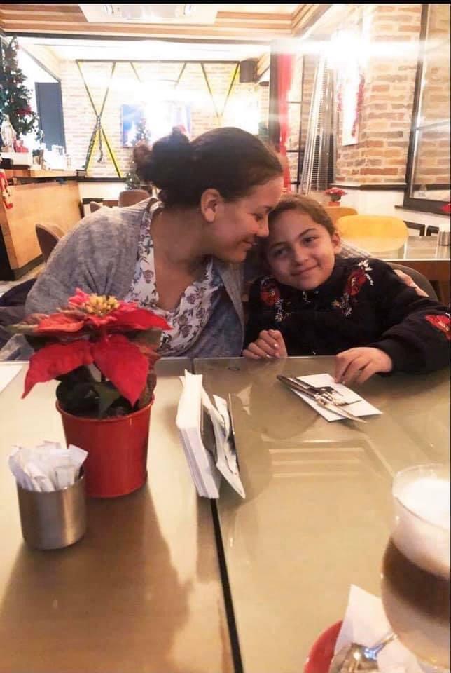 """لقاء مع جوليا شيرازي """"منظمة حملة دعم الشاب مصطفى"""" 131821381 914175345993563 988037510840302715 n"""
