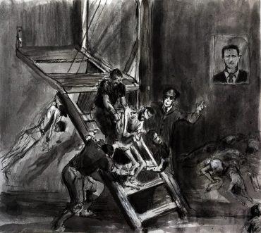 تعذيب ممنهج – تعرض آلاف الأشخاص للتعذيب حتى الموت في سوريا. 1910c55b 38d7 4d99 8730 c0a7520c5865 Copy 370x331
