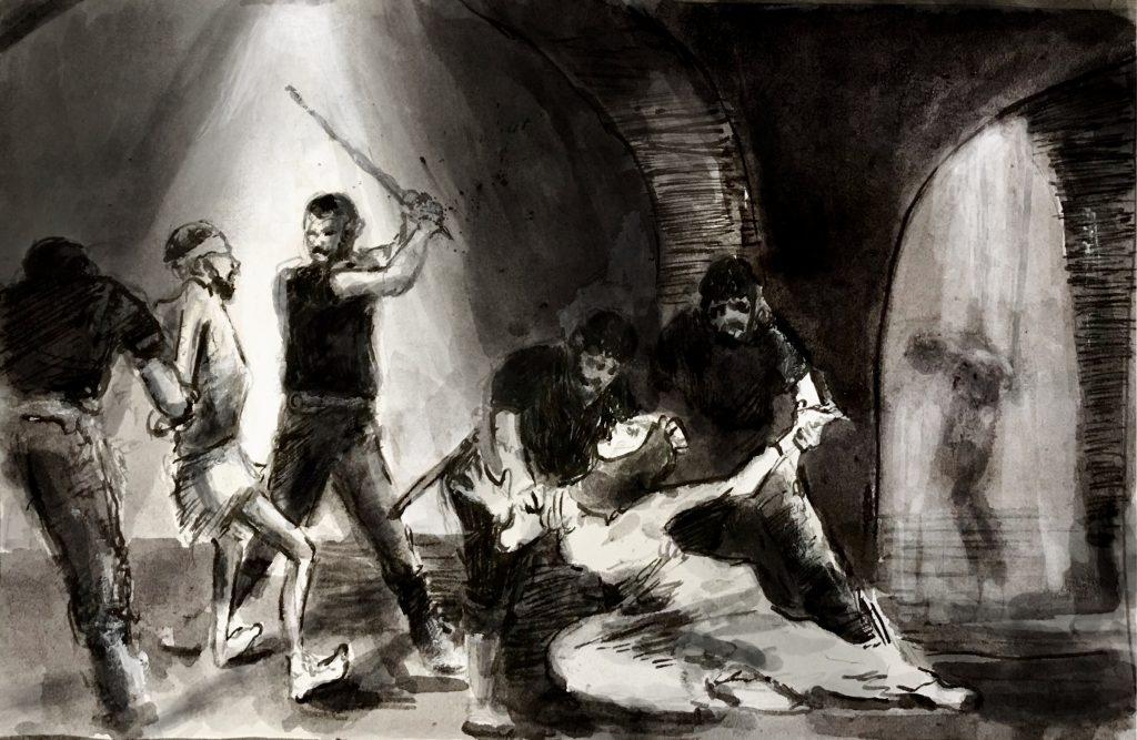 تعذيب ممنهج – تعرض آلاف الأشخاص للتعذيب حتى الموت في سوريا. 66f0326f ff33 4bda 9f0c 4bf4d0e4bbd5 1 1024x667