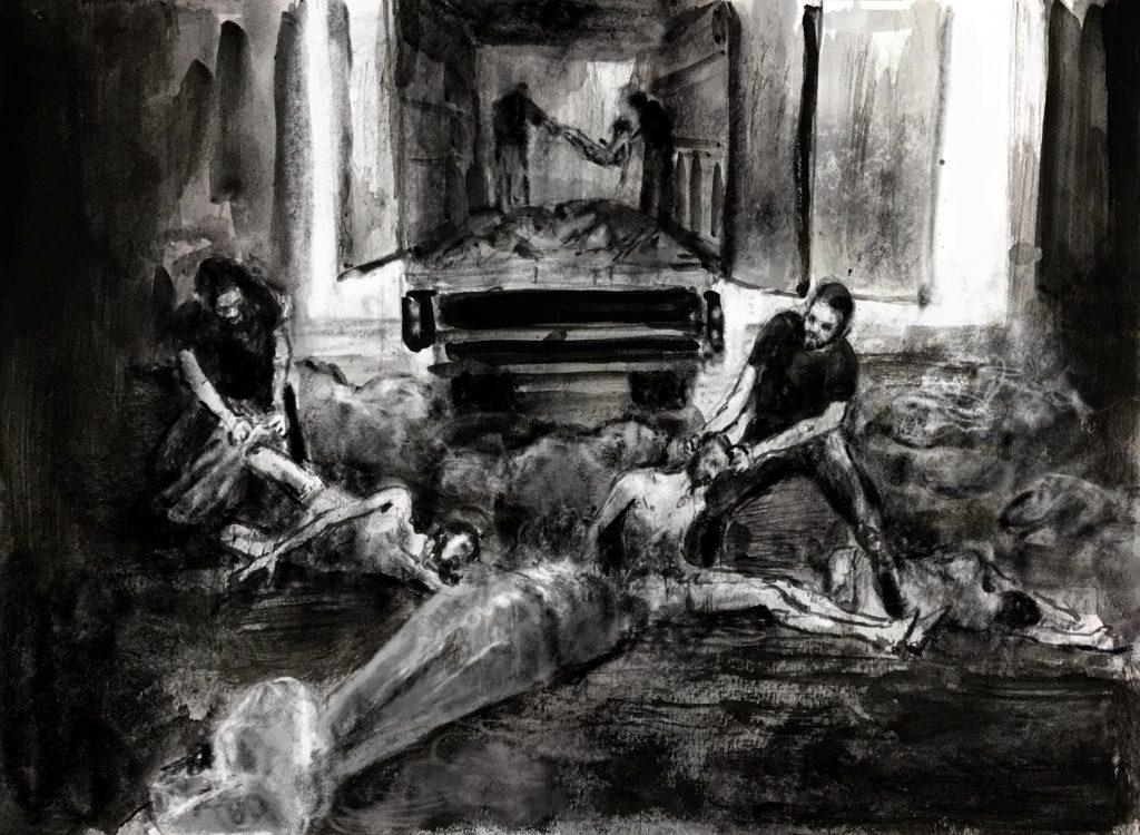 تعذيب ممنهج – تعرض آلاف الأشخاص للتعذيب حتى الموت في سوريا. 984c713b d96d 4dd3 9b40 6e4706796875 1 1024x750