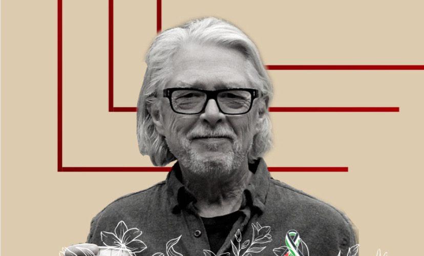 رحيل كينيث لارسن, مؤسس مركز حنظلة في بيرغن Kenneth Larsen 828x500