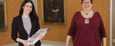 لقاء مع أسماء درباس، السوريّة الفائزة بجائزة التنوع في تروندهايم 172067909 287855876075500 7304173952907555238 n 370x150