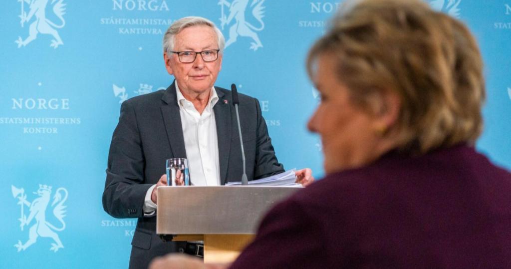 تقرير لجنة الكورونا: 450 صفحة تدرس تعامل النرويج مع الوباء 2021 04 16 2 1024x539