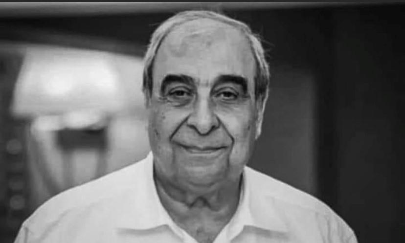 رحيل المناضل والكاتب السوري ميشيل كيلو IMG 3696