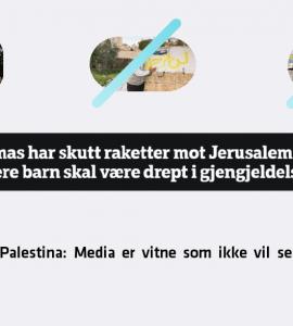 Palestina: Media er vitne som ikke vil se IMG 20210511 130712 1 270x300