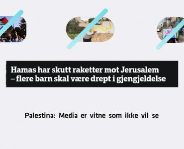 Palestina: Media er vitne som ikke vil se IMG 20210511 130712 1 370x300