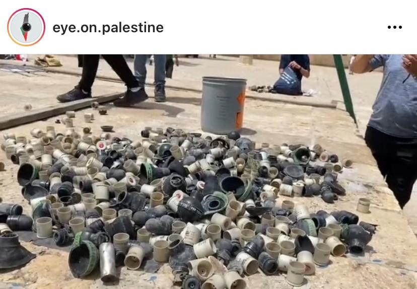 Palestina: Media er vitne som ikke vil se image 123986672 1 1
