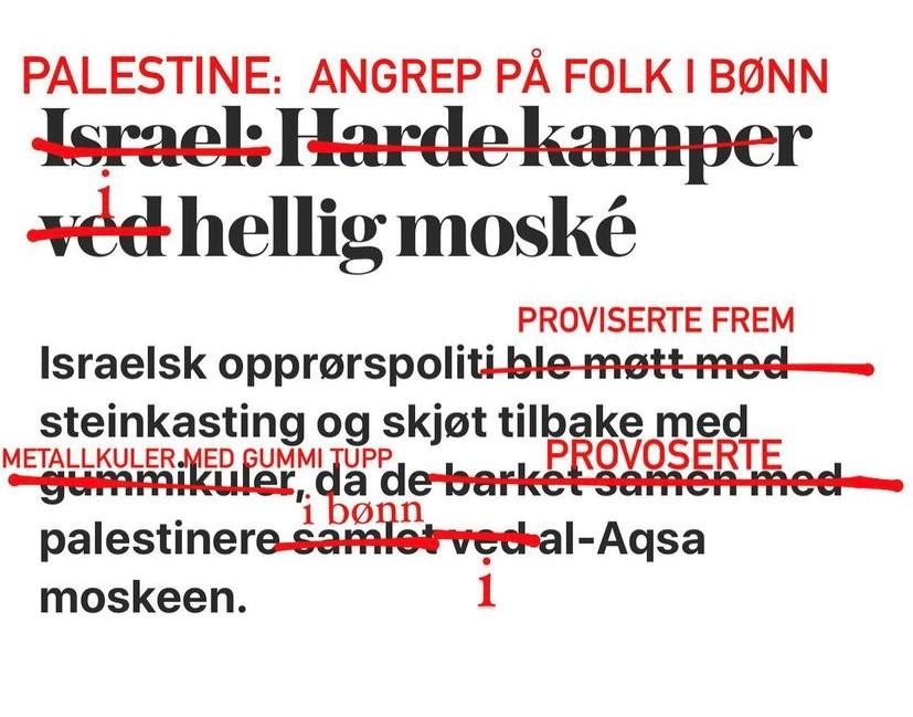 ال NRK في فلسطين: شاهد لا يريد أن يرى image 123986672 2