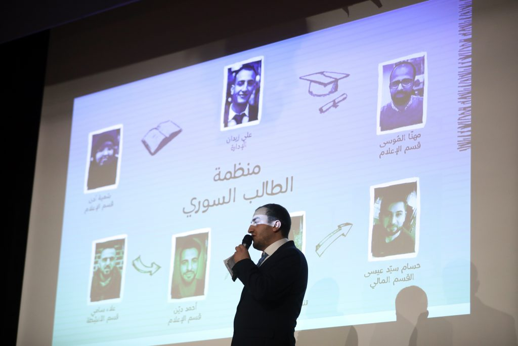 Avslutningsseremoni for arabisktalende studenter 4X0A5024 1024x683