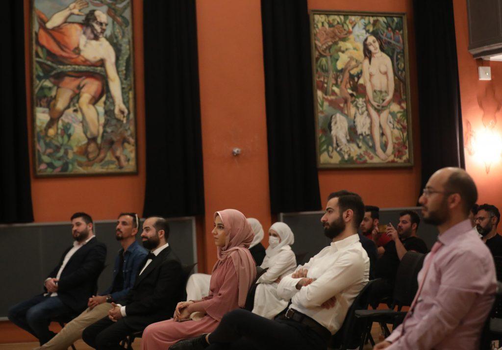 Avslutningsseremoni for arabisktalende studenter 4X0A5178 1024x714