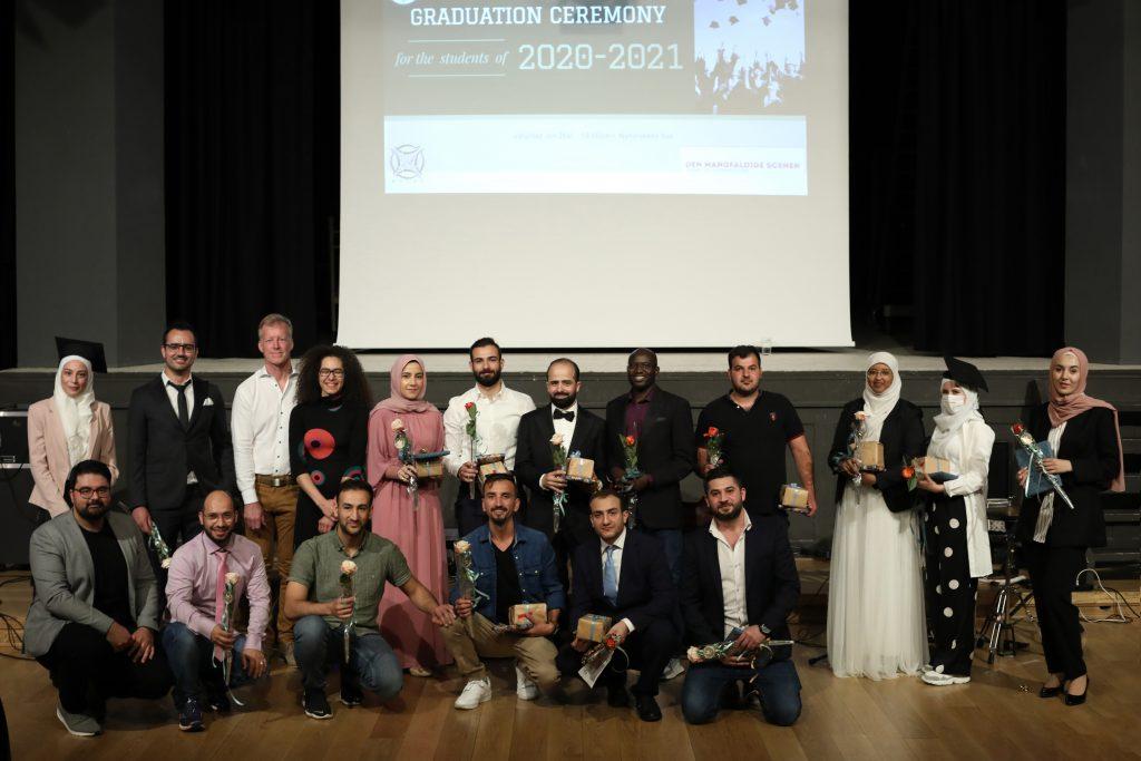 Avslutningsseremoni for arabisktalende studenter 4X0A5280 1024x683