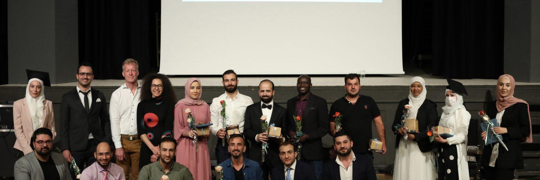 Avslutningsseremoni for arabisktalende studenter 4X0A5280 1500x500