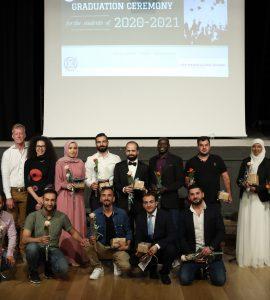 Avslutningsseremoni for arabisktalende studenter 4X0A5280 270x300