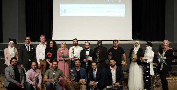 حفل تخرج للطلاب الناطقين بالعربية في النرويج 4X0A5280 585x300