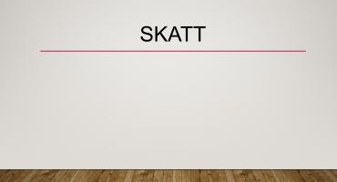 ما هو موقف الأحزاب النرويجية من الضريبة؟ skatt eiendomsrett no 370x200