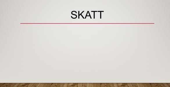 ما هو موقف الأحزاب النرويجية من الضريبة؟ skatt eiendomsrett no 585x300